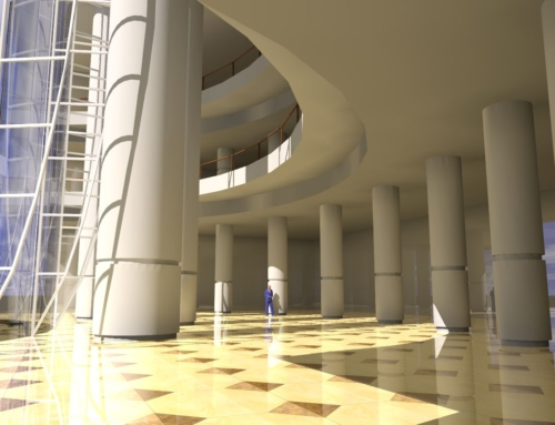 Columns Design and Rendering